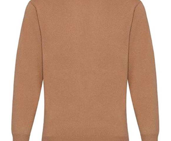 d4c5b6eb6 Scottish Wear Men s Cashmere Round Neck Sweater